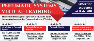 Pneumatic Systems Virtual Training