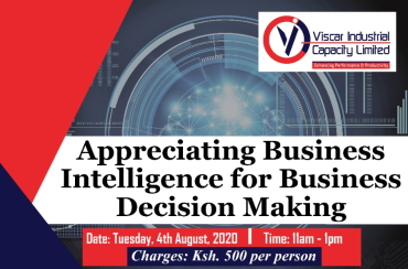 Appreciating Business Intelligence for Business Decision Making