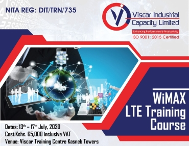 WiMAX LTE Training Course