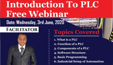 Introduction to Programmable Logic Controllers (PLC)