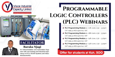 Programmable Logic Controllers (PLC) Modules Webinars
